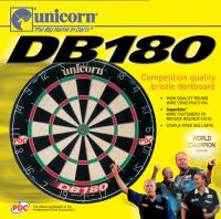 Unicorn DB180 Bristle Dartboard